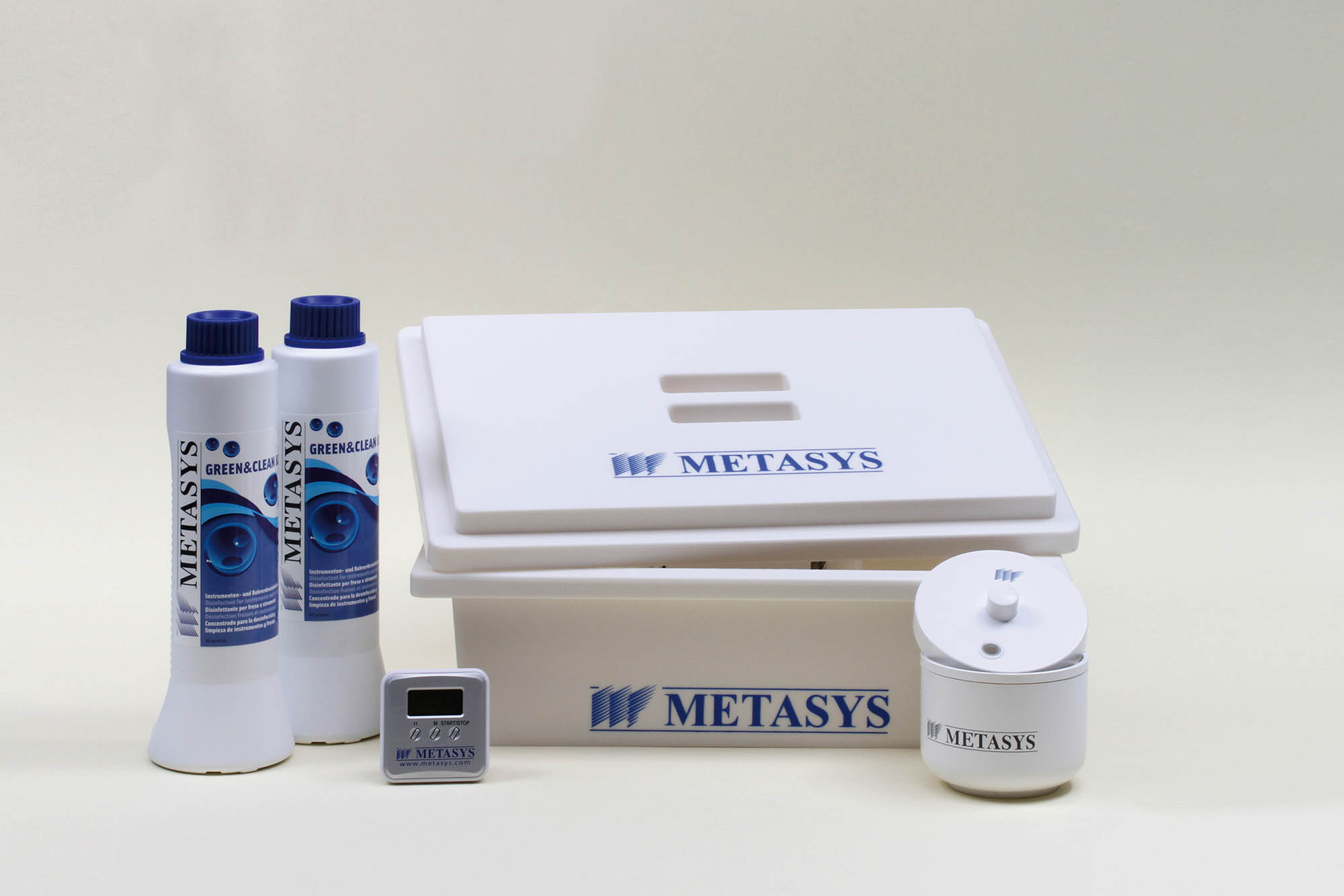 Metasys instruments GREEN & CLEAN ID N