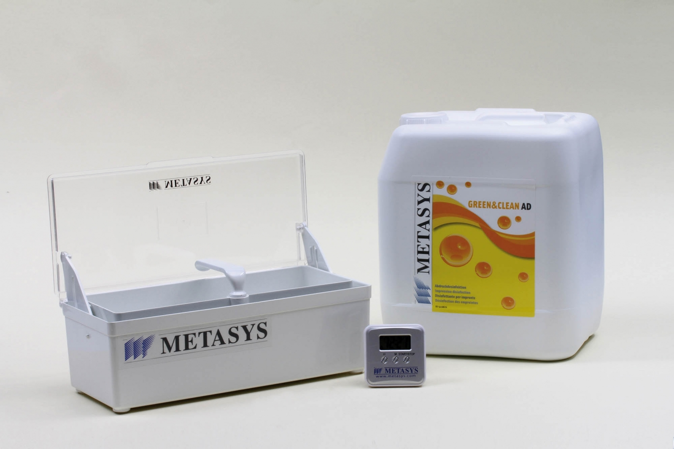 Metasys special areas GREEN & CLEAN AD